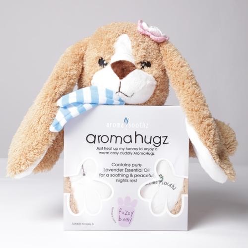 Hugz Fuzzy Bunny 5